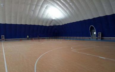 嘉德圣玛丽苏州学校气膜运动馆