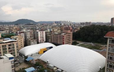 广州增城智美气膜游泳/网球馆