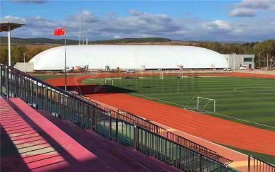 双鸭山市宝清县气膜体育中心