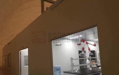 广西防城港微藻生物气膜实验室