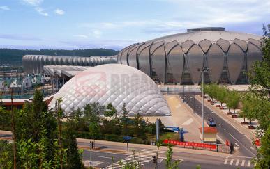 济南奥体中心网球馆
