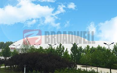 滨州市体育运动学校气膜手球馆