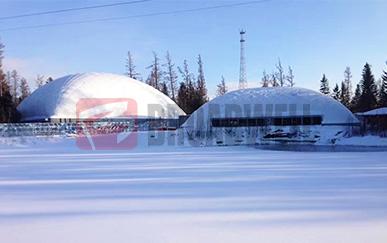 长白山冰雪部落气膜博物馆