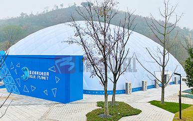 南京牛首山文化旅游区综合馆